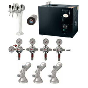 Classic Bar System - 3 Tap
