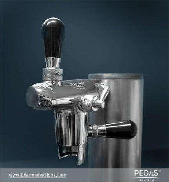 Pegas Novotap Beer Or Soda Counter Pressure Filler