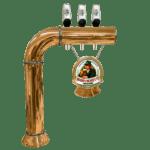 Draught Beer Tower 'Moretti Privilegio' - 3 way