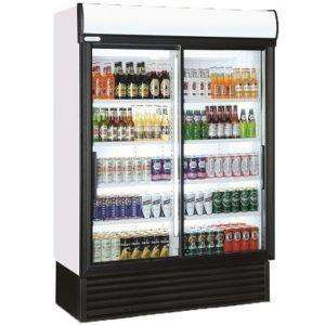 Staycold SD1360 Wide Double Door Fridge