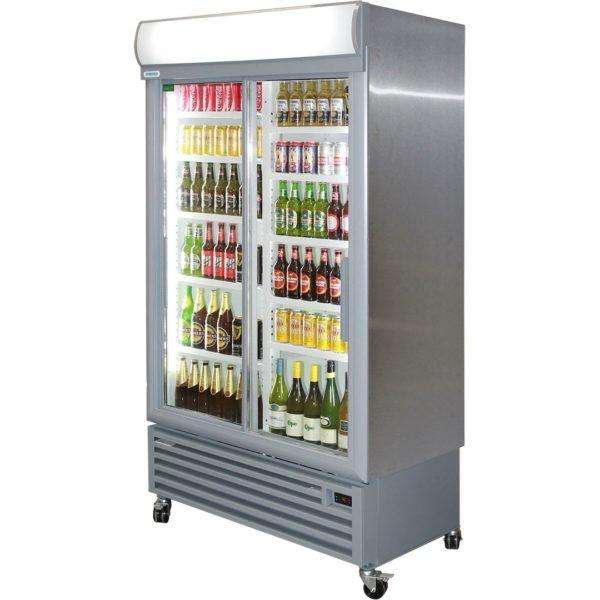 Staycold Sd1360 Wide Double Door Fridge Specialised