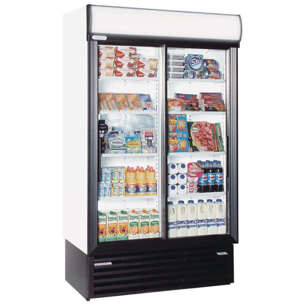 Staycold sd890 double sliding door fridge specialised dispense systems product description 690 single hinged door fridge planetlyrics Gallery