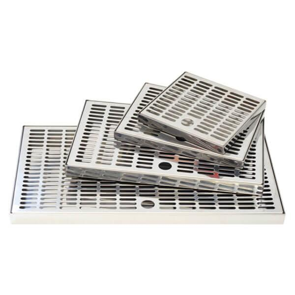 Drip Tray - Various Sizes - Stainless Steel