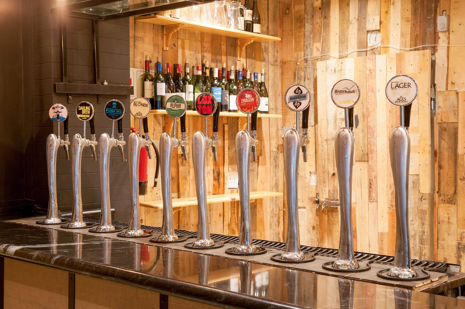Escondido Tapas & Wine Bar in Illovo, Johannesburg